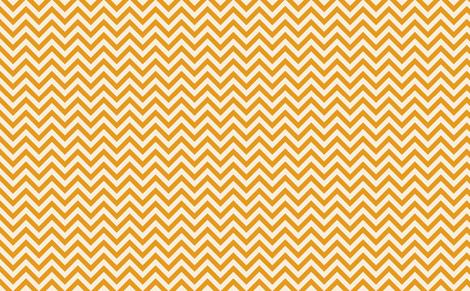 chevron small orange fabric by myracle on Spoonflower - custom fabric