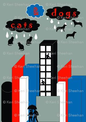 UK Olympic Rain