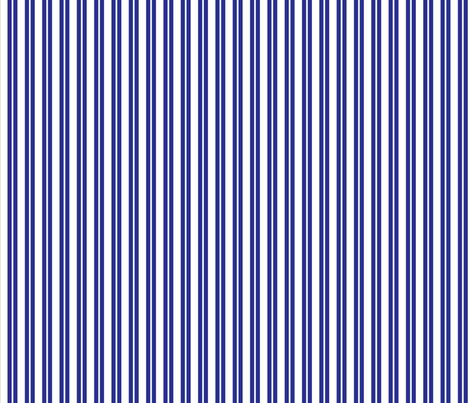 navy_blue_stripes-ed fabric by suemc on Spoonflower - custom fabric