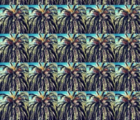 palms photo fabric by eat_my_sweet_dust on Spoonflower - custom fabric