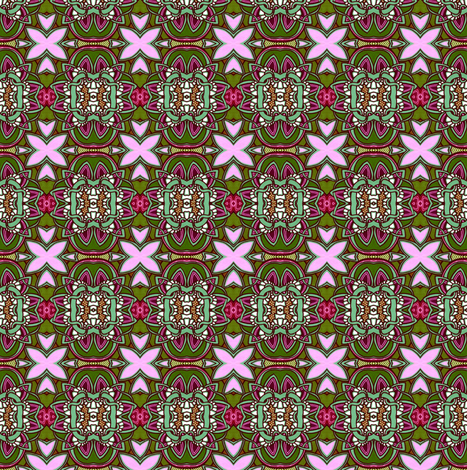 Pinkie Plus fabric by edsel2084 on Spoonflower - custom fabric