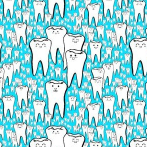 Milk Teeth - Blue
