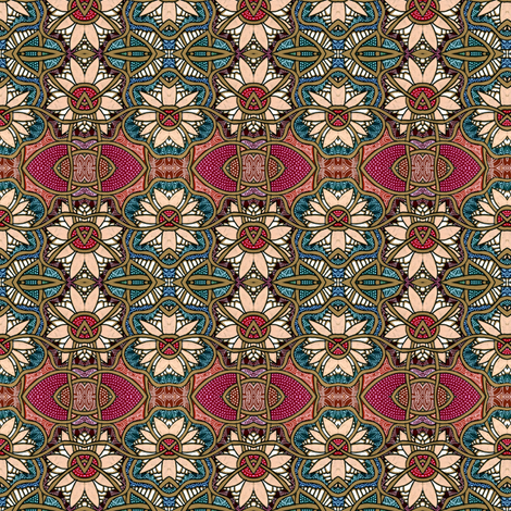 Then Arthur Said to Guinevere fabric by edsel2084 on Spoonflower - custom fabric
