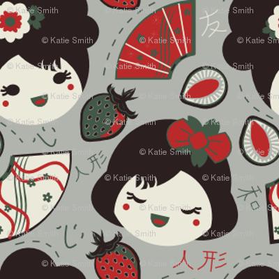 Japanese Fruit Babies