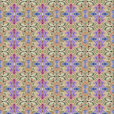 Welcome to the Not So Great Recession fabric by edsel2084 on Spoonflower - custom fabric