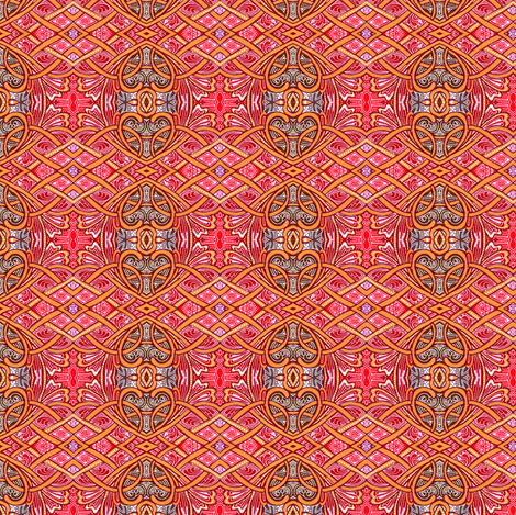 Set the Controls to the Craftsman Era and Hold on Tight fabric by edsel2084 on Spoonflower - custom fabric