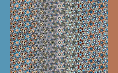 p6KaiserPeach fabric by frankfarris on Spoonflower - custom fabric