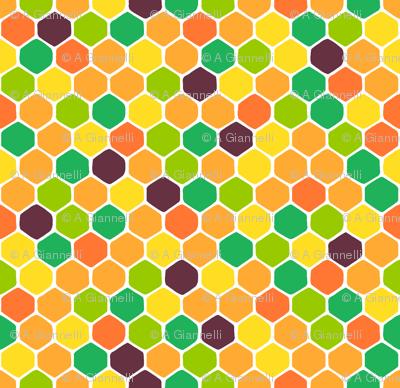 summer honeycomb