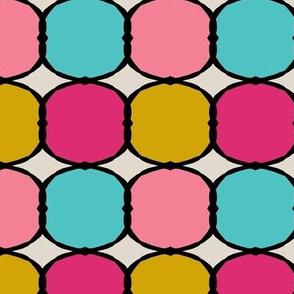 Bold Geometric - Circular