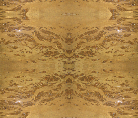 Rorschach swirl fabric by zippyartist on Spoonflower - custom fabric