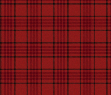 The Ultimate Adventure Tartan fabric by theumpteenthdoctor on Spoonflower - custom fabric