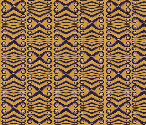 Golden medals fabric by kirpa on Spoonflower - custom fabric