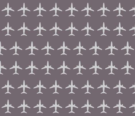 dark_grey_light_planes fabric by mysticalarts on Spoonflower - custom fabric