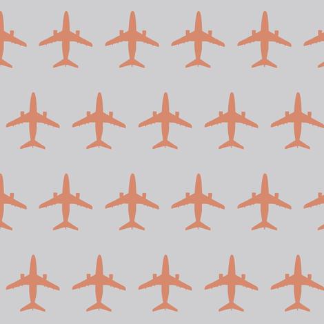 light_grey_terra_planes_small fabric by mysticalarts on Spoonflower - custom fabric
