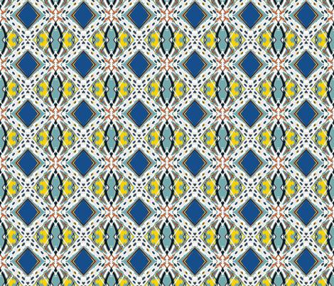 Royal Flush-small fabric by susaninparis on Spoonflower - custom fabric