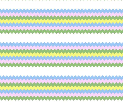 RickRack_2 fabric by oceanpeg on Spoonflower - custom fabric