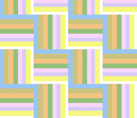 Stripes_5 fabric by oceanpeg on Spoonflower - custom fabric