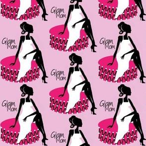 Glam Mom pink