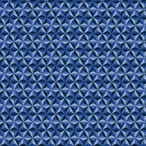 Whirling Dervishes (Blue/Violet)