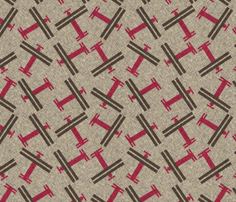 aviator fabric by susiprint on Spoonflower - custom fabric