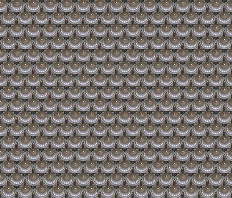 Duomo Petite fabric by zippyartist on Spoonflower - custom fabric
