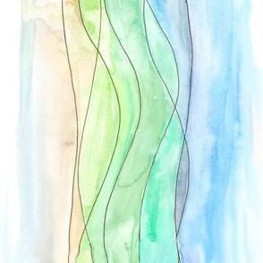 Long Stripes