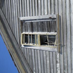 Widows' Watch Window  Conch House, Key West, FL