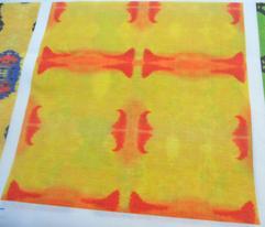 Orange Barred Sulphur