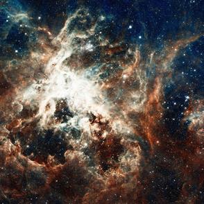 Doradus Tarantula Nebula
