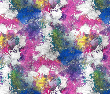 Cute fabric by feebeedee on Spoonflower - custom fabric