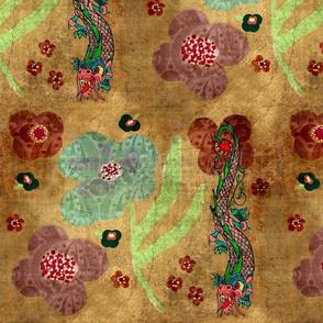 Bohemian dragon / Large