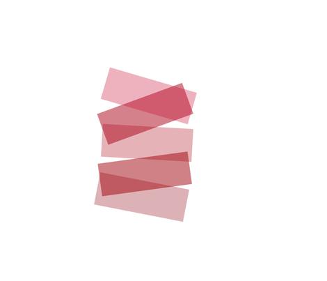 Paperie Spaced Coral fabric by laurenskye on Spoonflower - custom fabric