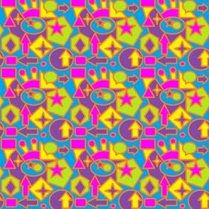 psychedelic symbols