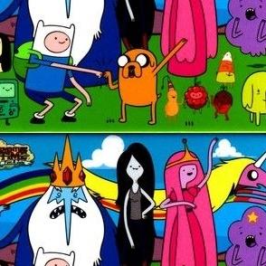 Adventure time cast