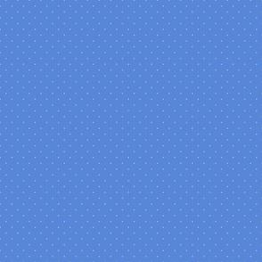 Teeny Tiny Dots - blue