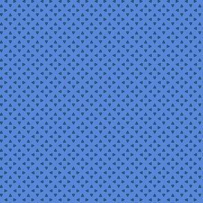 Wedges - blue