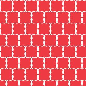 Filigree Stamp Coral