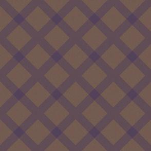 Trellis - Linen Blue