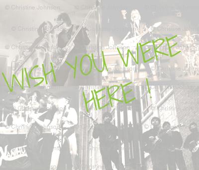 wish you were here! #2