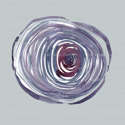 cestlaviv_treerings 27x27 lavender gray