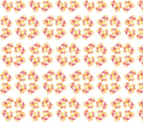 Amapolas Bunch fabric by gemmacreativa on Spoonflower - custom fabric