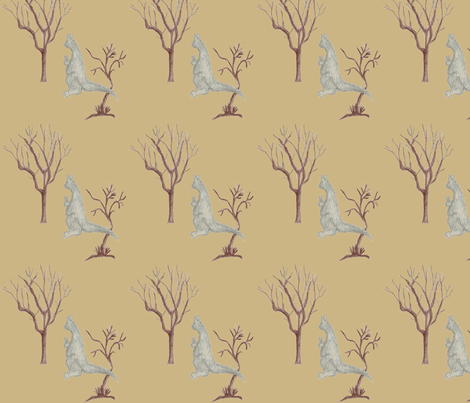 Kangaroo Valley fabric by kbexquisites on Spoonflower - custom fabric