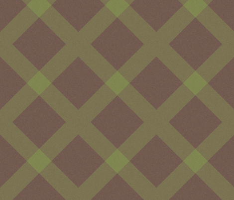 Trellis - Light Green fabric by owlandchickadee on Spoonflower - custom fabric