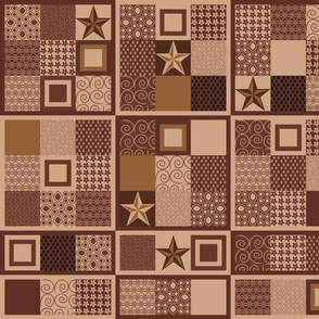 Mocha-Cocoa Cheater Blocks (set 1)