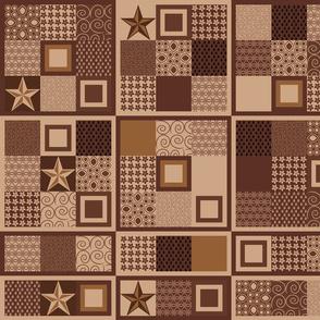 Mocha-Cocoa Cheater Blocks (set 2)
