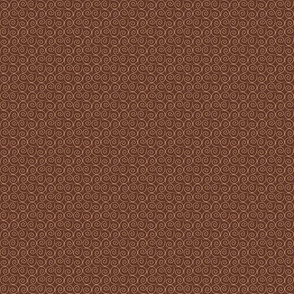 "Mocha-Cocoa Swirls - Dark - 2"""