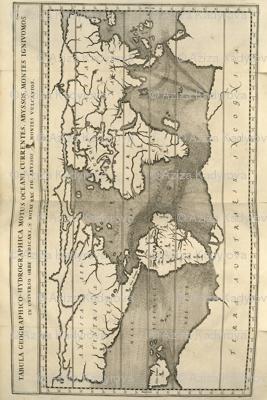 A. Kircher's World Map