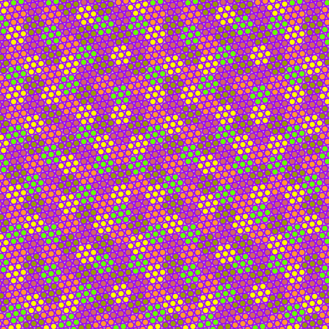 dots_upon_dots_3 fabric by glimmericks on Spoonflower - custom fabric