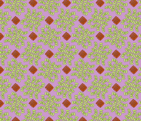 SQUIG fabric by glimmericks on Spoonflower - custom fabric