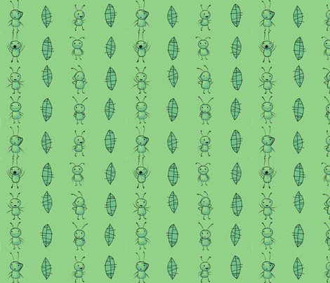 Benjabug_stripes_on_green_shop_preview